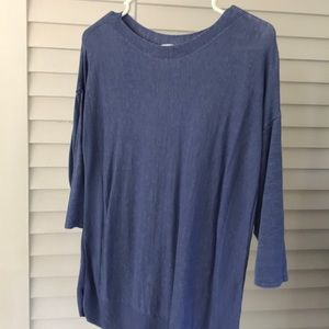 Great summer weight tunic